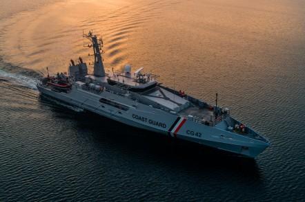TTCG Cape Class Patrol Boats
