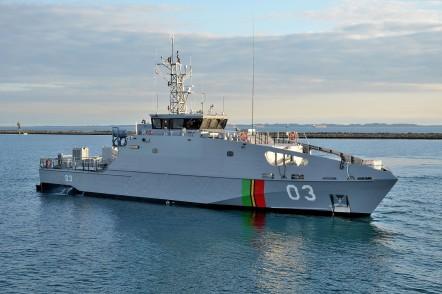 RVS Takuare Guardian Class Patrol Boat